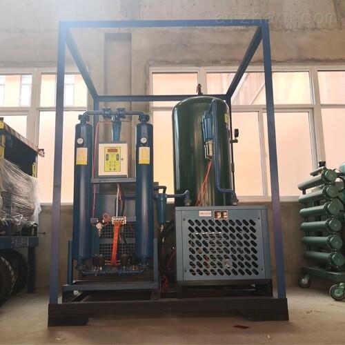 2m3/min全自动承修类干燥空气发生器