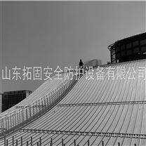 钢结构彩钢板检修马道屋顶步道