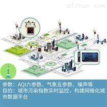 城市網格化智能環境監測方案