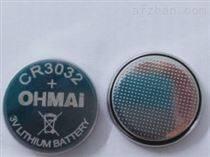 智能感應磁卡電池CR3032高容量鋰電池