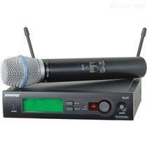 Shure 舒爾手持無線話筒 超心形電容麥克風