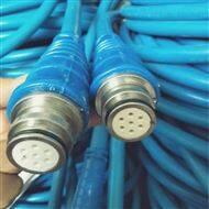 通信电缆MHYBV10*2*1矿用拉力电缆