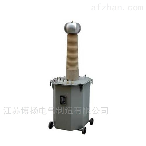 专业生产油浸式试验变压器