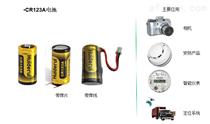 安防,物聯網,電水表專用鋰一次電池