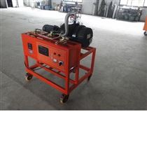 SF6气体抽真空充气装置承装修试