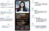 H1698刷卡可视对讲系统手机app开锁适用高档小