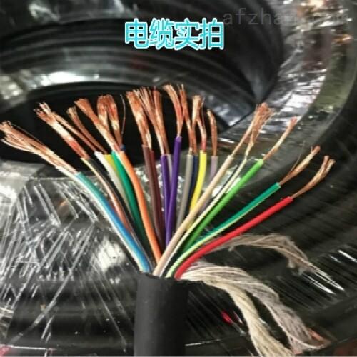 低烟无卤通讯电缆WDZ-HYAT53-30*2*0.6