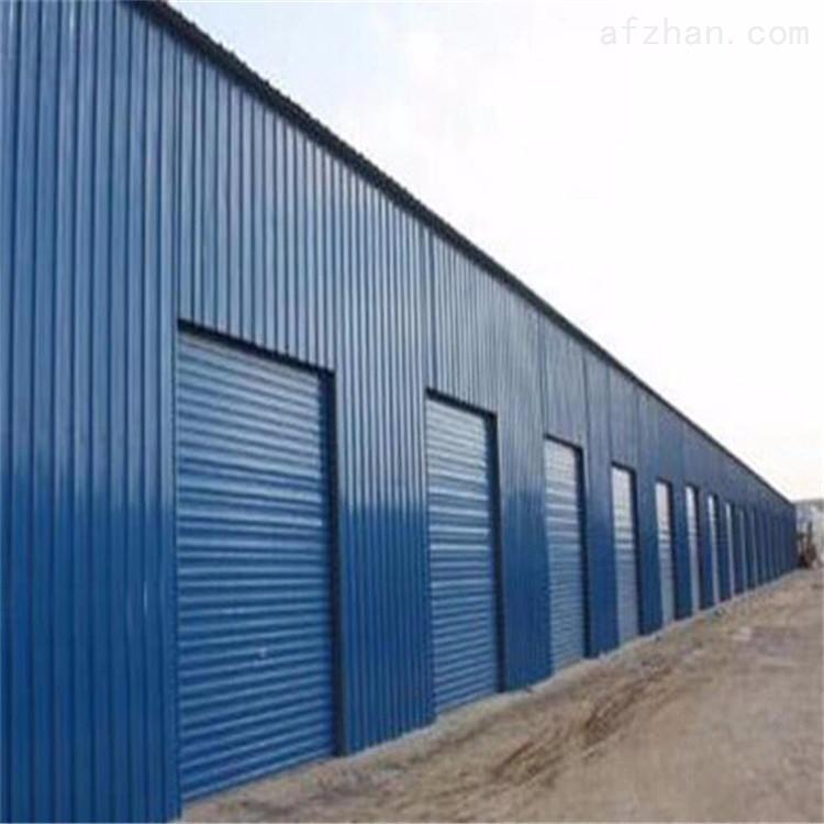 乐清市旧彩钢厂房翻新除锈漆颜色可定制