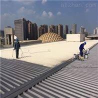 张家港生锈彩钢屋顶除锈翻新漆喷涂施工报价