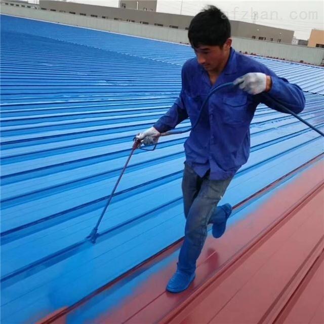 滕州彩钢翻新漆专业除锈颜色可定制