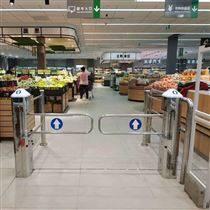 金石伟达超市进出口器 超市自动单向门