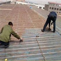 长清彩钢瓦屋顶墙面除锈翻新防腐除锈方法
