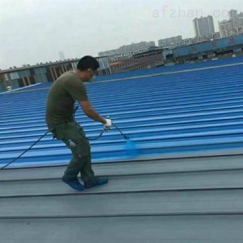 襄樊彩钢厂房翻新防腐除锈漆施工费用明细