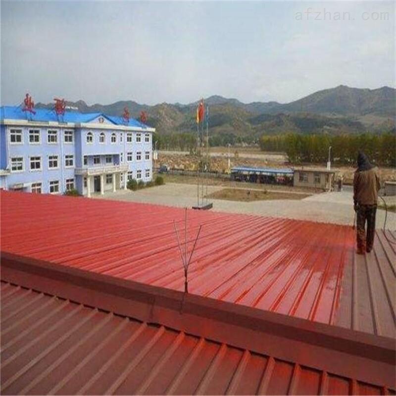 运城水性彩钢防腐翻新漆施工的条件