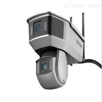 海康威视双400万全局摄像机