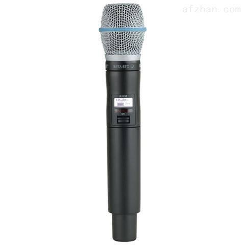 Shure 舒尔无线手持麦克风话筒 ULXD2/B87C