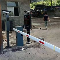 武汉蔡甸工厂停车场管理系统安装