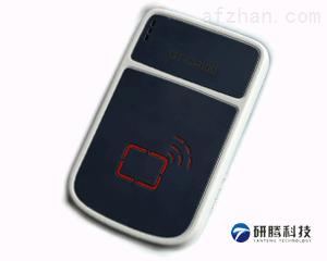 国腾GTICR100-02读卡器 证券系统专用联机型身份证阅读器