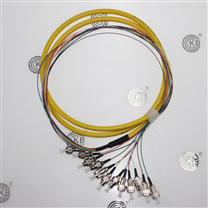 12芯光纤跳线尾纤