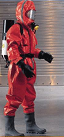 RFH-01型防酸碱防化服认证