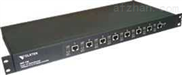 8通道机架式光纤收发器