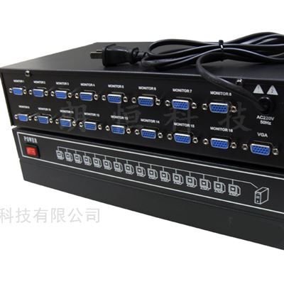 VGA高清視頻分配器