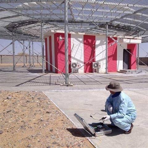 防雷设施检测系统