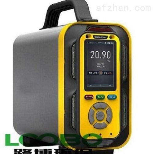 泵吸手提式十六合一气体分析仪