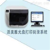 派美雅银行审计会议视频光盘打印刻录系统