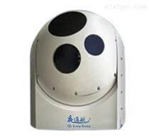 夜通航船用紅外光電跟蹤攝像機雙軸穩像監控