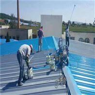河南彩钢瓦屋顶墙面除锈翻新厂家施工