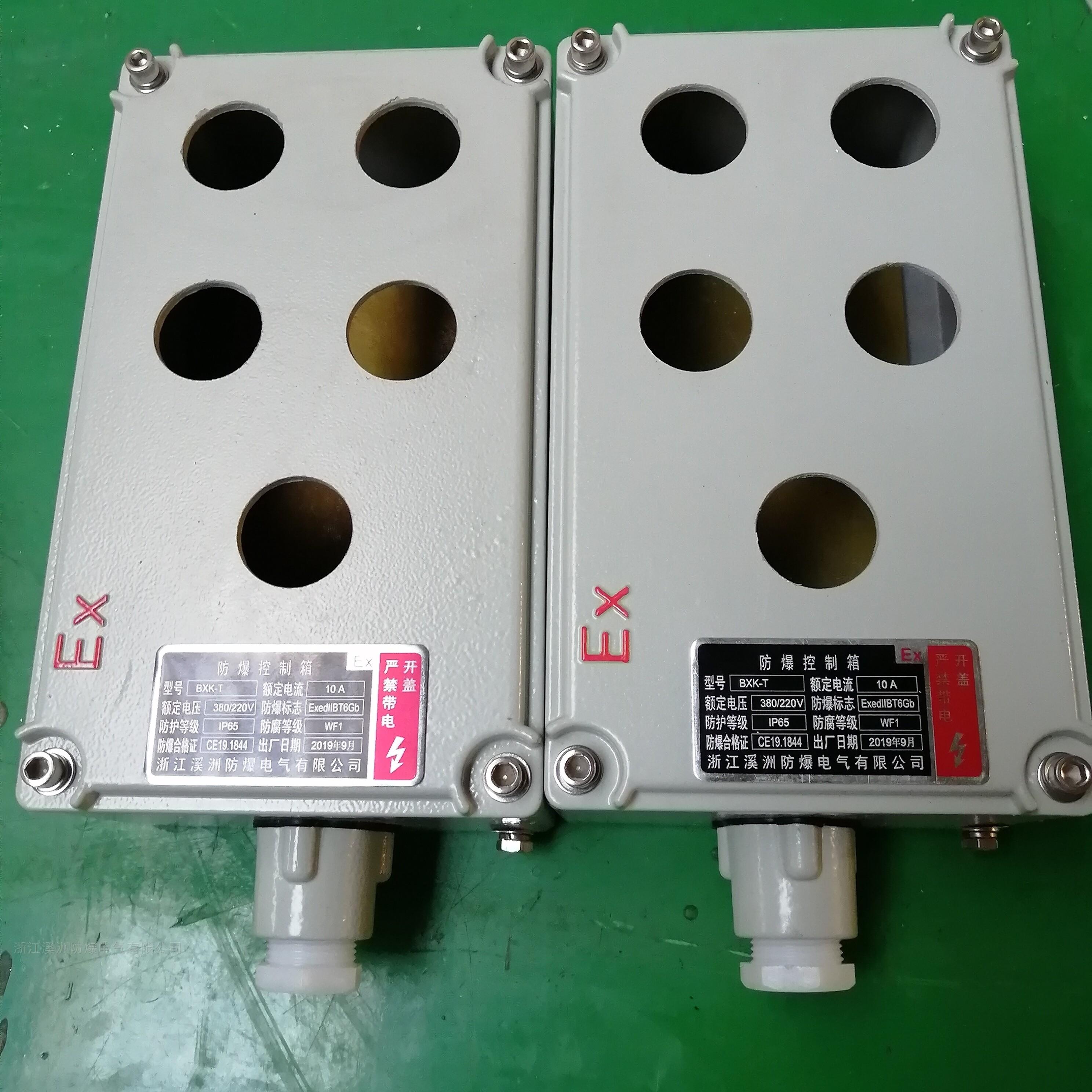 防爆配电箱空箱接线箱