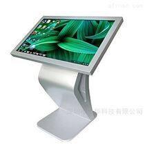 65寸立式一体机,高清互动广告屏,悦华科技