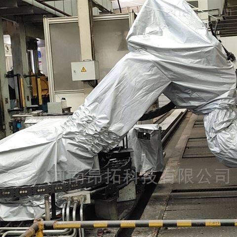 爱普生机器人防护服_防尘罩制作厂家
