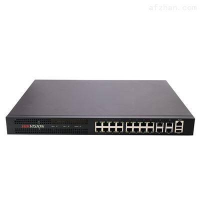 海康威视DS-6904UD 4路高清语音对讲解码器