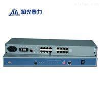 RP101PDH光端机16E1+1路千兆以太网4E1