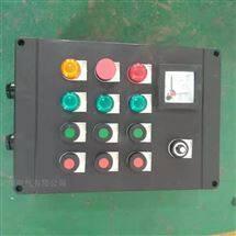 防爆防腐控制箱带急停和电位器