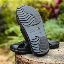 防静电凉拖鞋 四眼洁净凉鞋