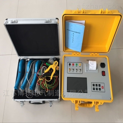 单相电容电感测试仪电力资质