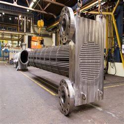 Bronswerk壳管式热交换器
