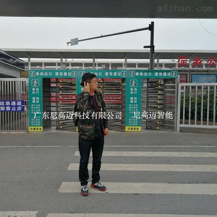 江西萍乡高铁站单向门厂家旅客出口滚闸机