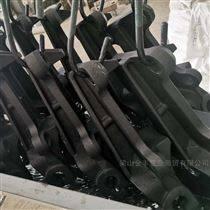 半掛車下裝鑄鐵件配件采購廠家