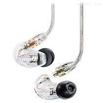 Shure 舒爾入耳式音樂耳機 動圈隔音耳機
