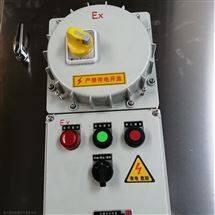 三相电机可逆防爆磁力启动器