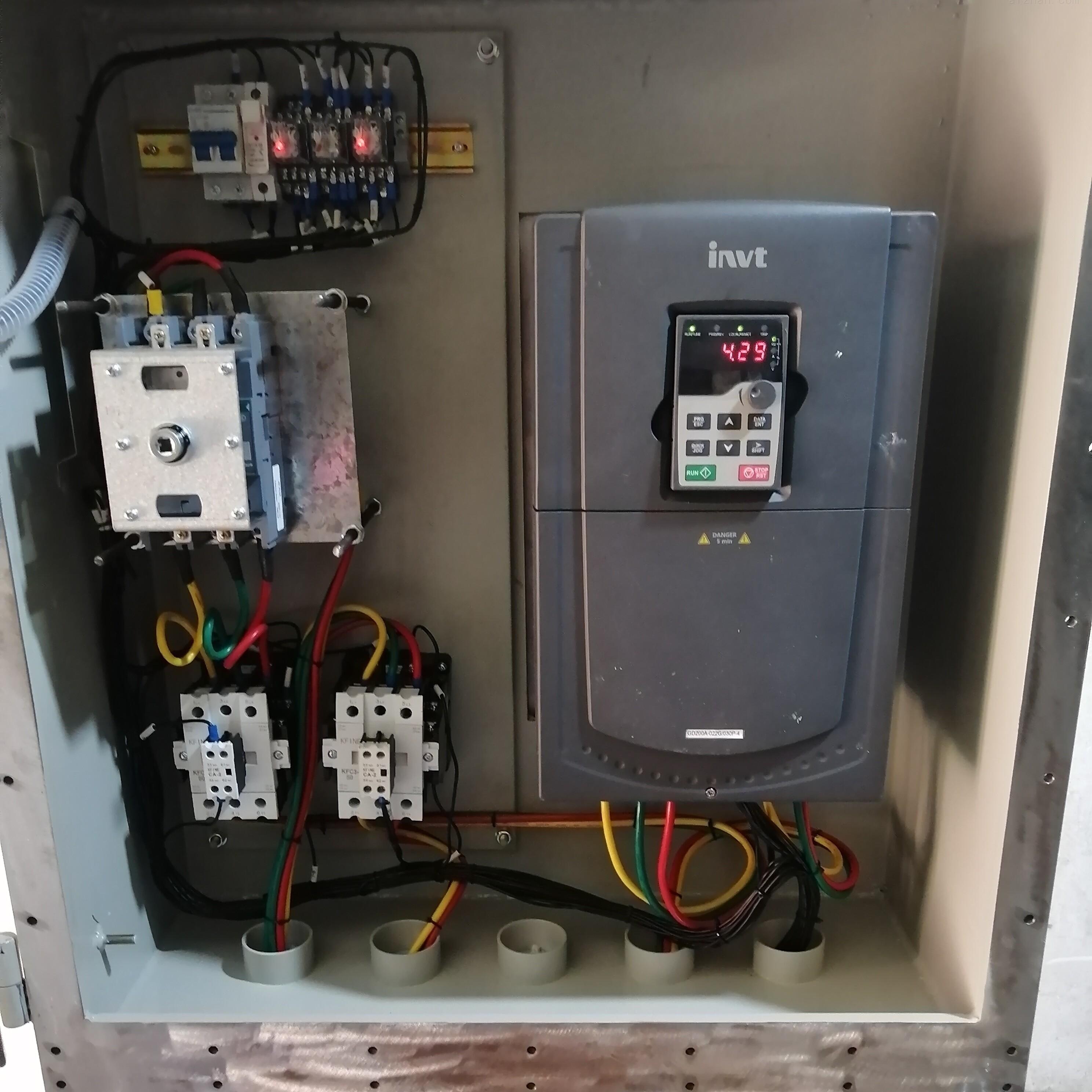 制药车间设备防爆控制柜