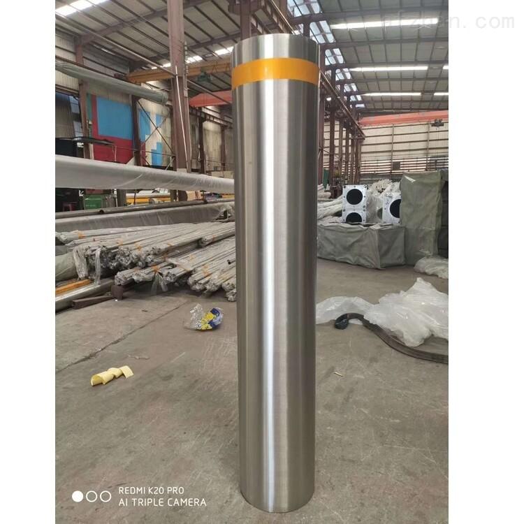 珠海挡车柱固定路桩不锈钢防撞柱生产厂家