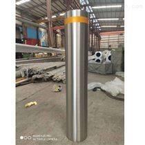 304珠海挡车柱固定路桩不锈钢防撞柱生产厂家