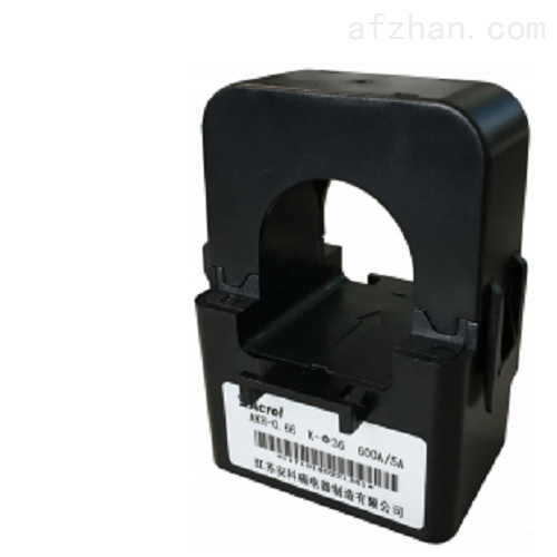 小型开口式电流互感器 带载能力强安装方便