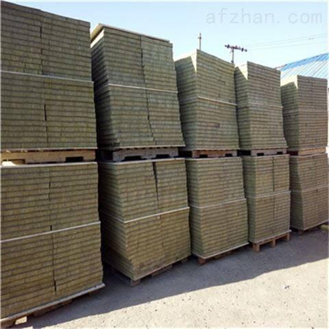 呼和浩特外墙防火竖丝岩棉板厂家销售