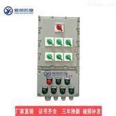 BXM(D)防爆应急照明配电箱 防爆配电装置